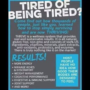 Tired-level-thrive